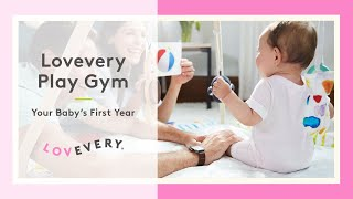 Everything Your Baby Needs for Their First Year | Lovevery Play Gym