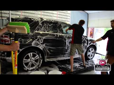 The Best Auto Detailing Training Class - YouTube