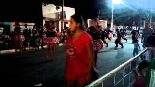preview picture of video 'Corso Color Tartagal 2014 - Caporales del Gran Poder'
