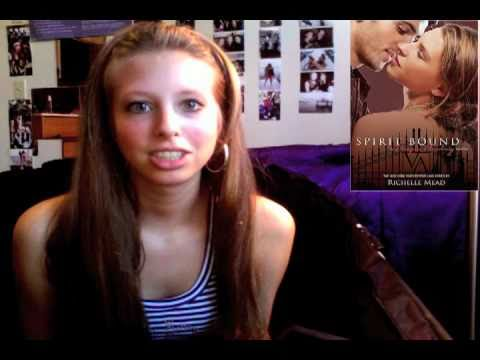 SPIRIT BOUND VAMPIRE ACADEMY BY RICHELLE MEAD: booktalk with XTINEMAY (ep 16)