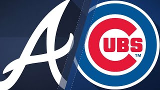 Wild 8th Inning Propels Cubs To Win: 41418