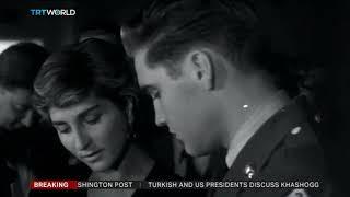 Elvis Presley Awarded US Medal Of Freedom
