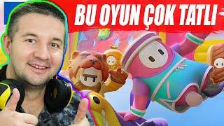 SON ZAMANLARIN EN SEVİMLİ OYUNU FALL GUYS !!