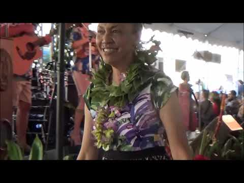 Kamehameha Class of '69 - Lu'au Night Hula Dancers