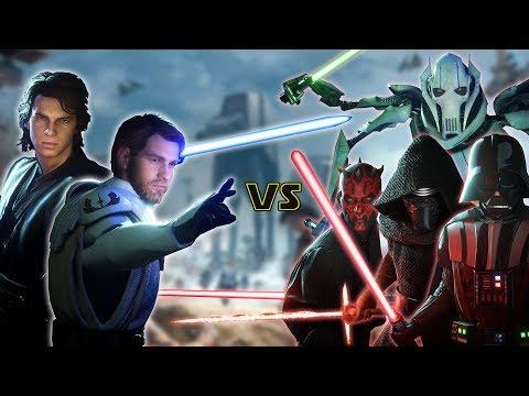 I found the best mode in Star Wars Battlefront 2