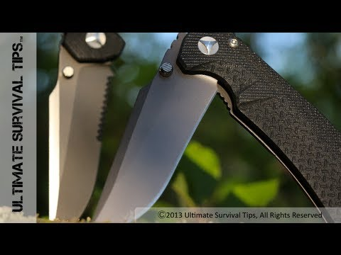 Dirt Cheap and Tough EDC Pocket Knife – Schrade SCH104L – Review – Best Sub-$40 Folding Knife?