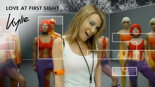 Love At First Sight - Kylie Minogue (Video)