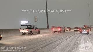 01-06-19 Salt Lake City, Utah Heavy Snow