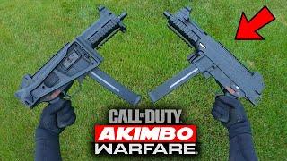 NUKETOWN Akimbo UMP45 Gas Blowback Airsoft Gameplay!