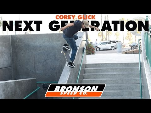 Corey Glick for Bronson Speed Co: Next Generation Bearings