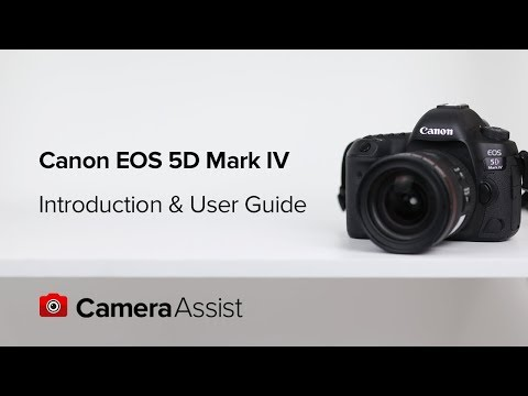 Canon EOS 5D Mark IV available at digiDIRECT