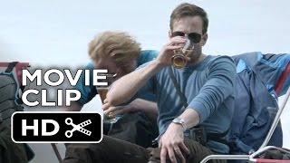 Force Majeure Movie CLIP - Burn (2014) - Drama HD