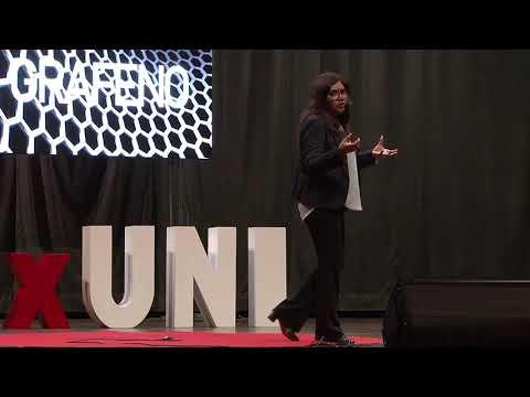 El grafeno y sus múltiples aplicaciones   María Quintana   TEDxUniNacionalIngeniería