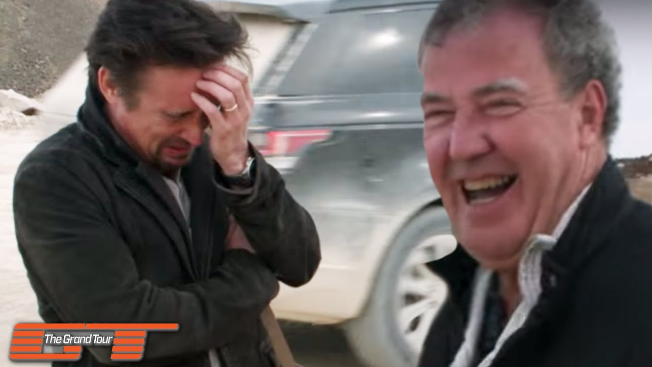Amazon's New Top Gear Successor: The Grand Tour, Explained In 186 Seconds