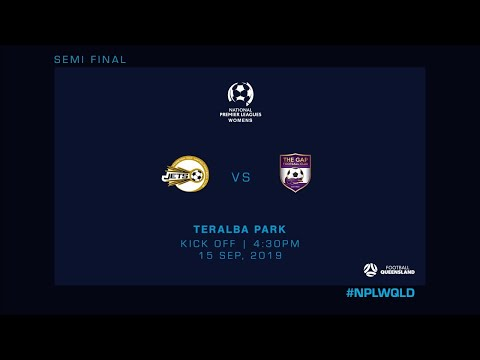 NPLW Semi Final: Moreton Bay United vs. Gap FC