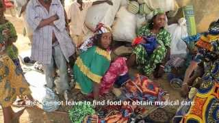 preview picture of video 'Central African Republic: the situation in Bouar'