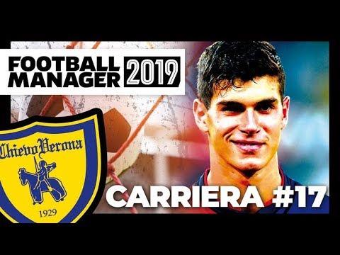 Mercato strepitoso, ho speso 140 milioni | Carriera Chievo [#17] Football Manager 2019 ITA