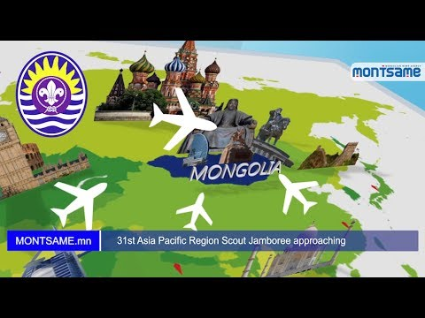 31st Asia Pacific Region Scout Jamboree approaching