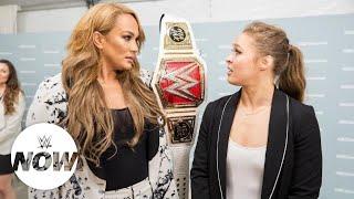 Superstars react to Nia Jax vs. Ronda Rousey