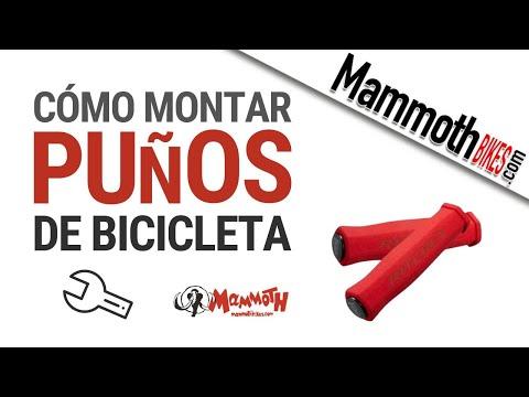 Cómo cambiar los puños de una bicicleta