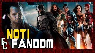 Justice League Nuevo Trailer, Guardianes de la galaxia 2, Venom y más - NotiFandom