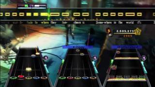 Somewhere in the World it's Midnight - Street Sweeper Social Club Expert Full Band FC Guitar Hero 5