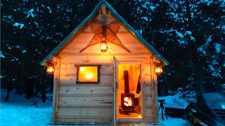 Pop-Up Cabin Designed To Be Built In A Single Day - Ep 1
