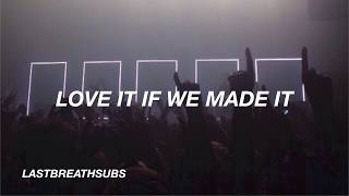 The 1975   Love It If We Made It (Lyrics)