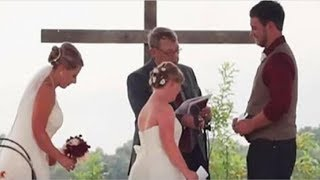 Pastor Stops Ceremony And Tells Bride To Move Aside – Then Groom 'Proposes' To Her Sister