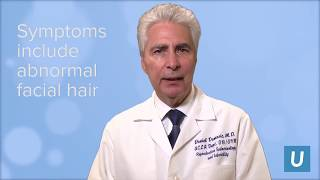 How do we treat abnormal facial hair due to PCOS? - Daniel Dumesic, MD | UCLA Fertility Clinic
