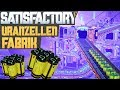 SATISFACTORY URANZELLEN FABRIK Satisfactory Deutsch German Gameplay 225