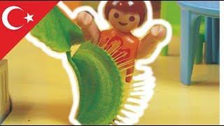 Playmobil Türkçe Et Yiyen Bitki - Hauser Ailesi - Çocuk filmi
