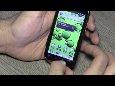 Motorola Defy+ Unboxing Hands On