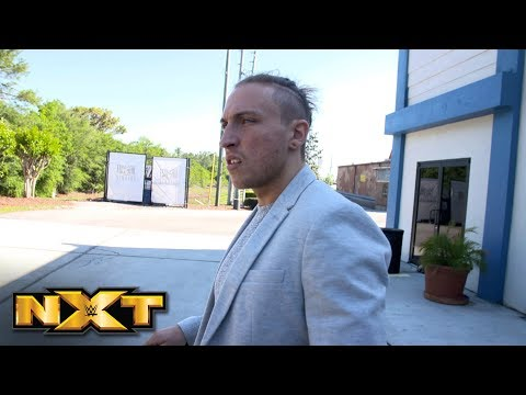 Pete Dunne plans to rip Roderick Strong's head off: NXT Exclusive, April 18, 2018