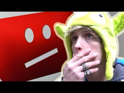 Logan Paul YouTube SCANDAL