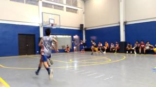 Three Man Weave Passing Drill For Basketball
