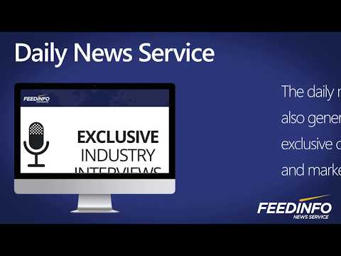 FeedInfo - Real-time coverage of crucial market data for Agribusiness and Biotechnology