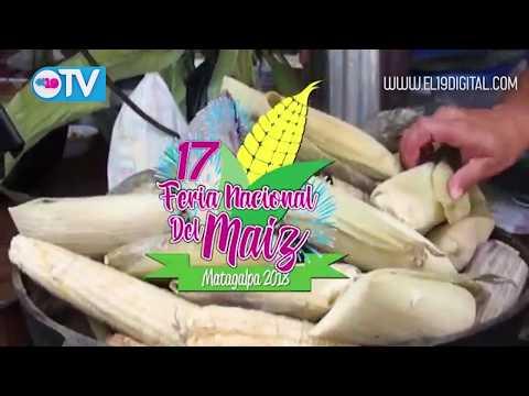 ¡Matagalpa, la perla del septentrión, se viste de maíz! 2018