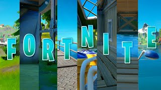 ALL F-O-R-T-N-I-T-E Letters in Fortnite Chapter 2 (All Hidden Letter Locations)