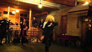 Братья Грузины танцуют Горский танец