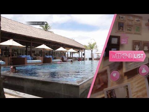 Video Weekend List - Tempat Liburan Bersama Keluarga di Nusa Lembongan, Bali