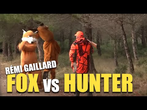 Hunters Out Foxed by a Guy in a Costume