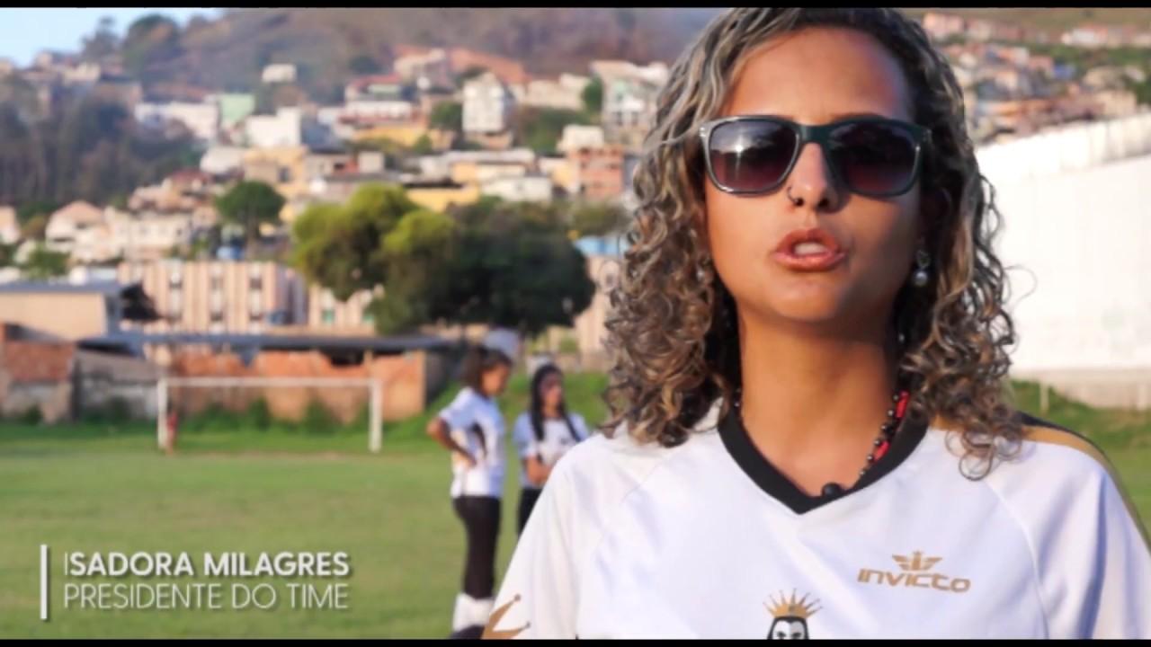 Imagem: Equipe feminina do JF Imperadoras participa da 1ª Copa Tocantins de FA