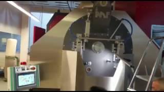 Máy rang cà phê imf 240kg