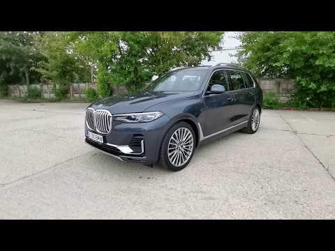 Walkaround: BMW X7 xDrive40i 2019 - Seria 7 a SUV-urilor