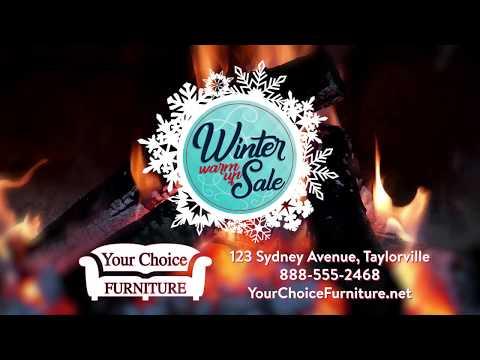 Winter Warm Up Sale - TV