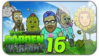 Plants vs Zombies Garden Warfare (#16) Solo kolejka 4