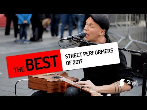 Magical Music Performances by Street Artists