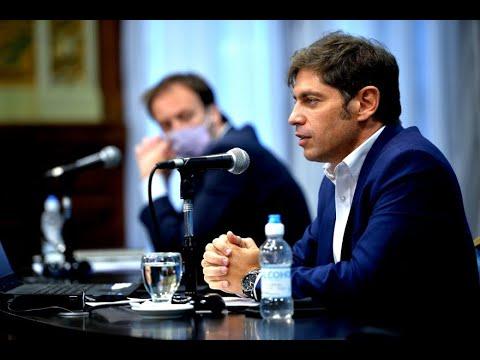 Kicillor habló el conflicto de la deuda y aumento de tarifas en Provincia