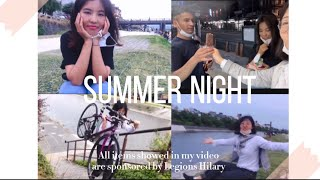 How Youngsters Enjoy Summer in Kyoto || Beautiful Japan at Night || Indian in Japan  @Legions Life